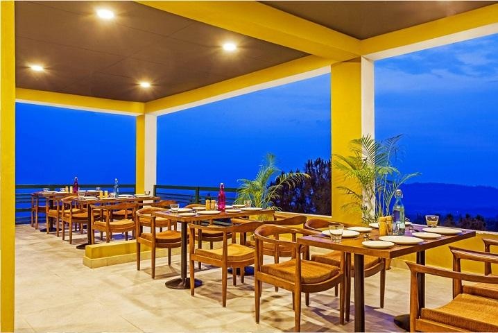 Dining Area, Rakkh Resort