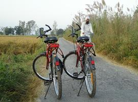 Cycling around Punjabiyat