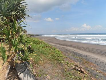 Beach, West Coast Bali