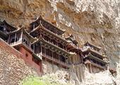 Marvel at Datong's Hanging Monastery