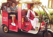 Pink City Rickshaw tour