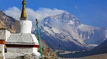 Overland to Everest, Tibet, Nepal