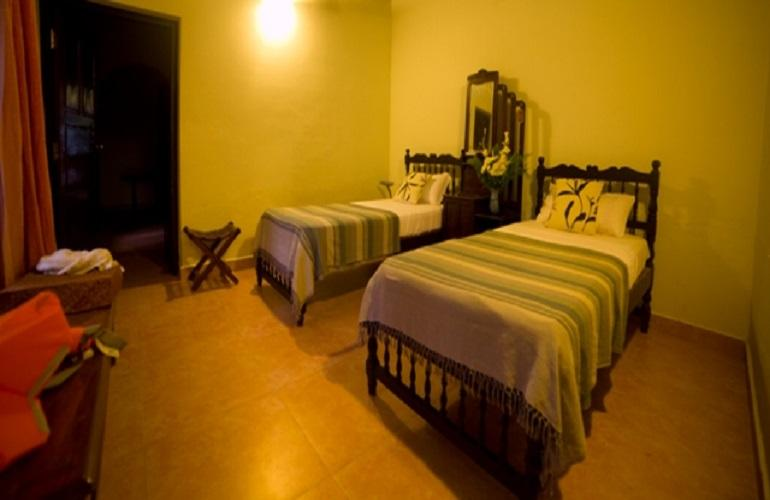 Twin Room, Vembanad House