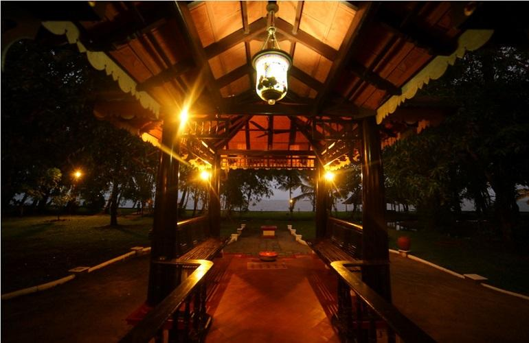 Outdoor Area, Vembanad House