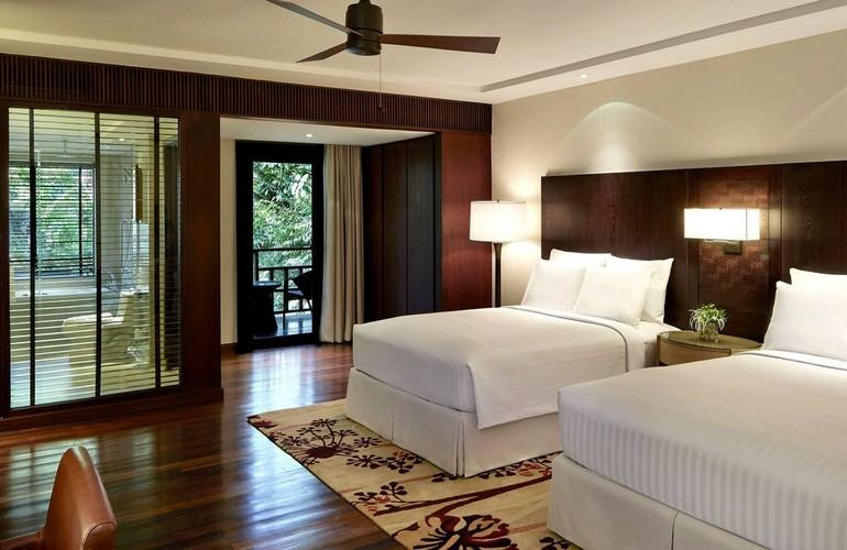 Premier Riverside Room, Mulu Marriott Resort & Spa