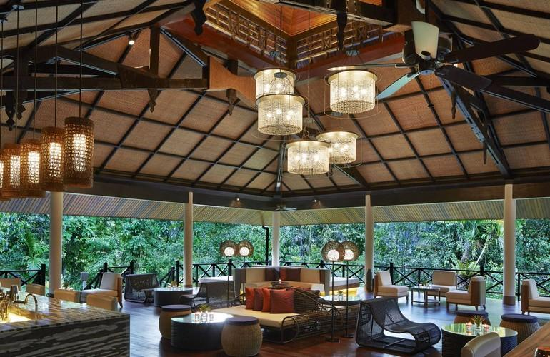 Lobby Lounge, Mulu Marriott Resort & Spa