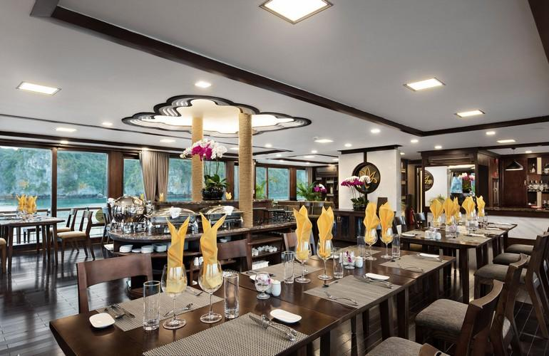 Restaurant, Orchid Cruise