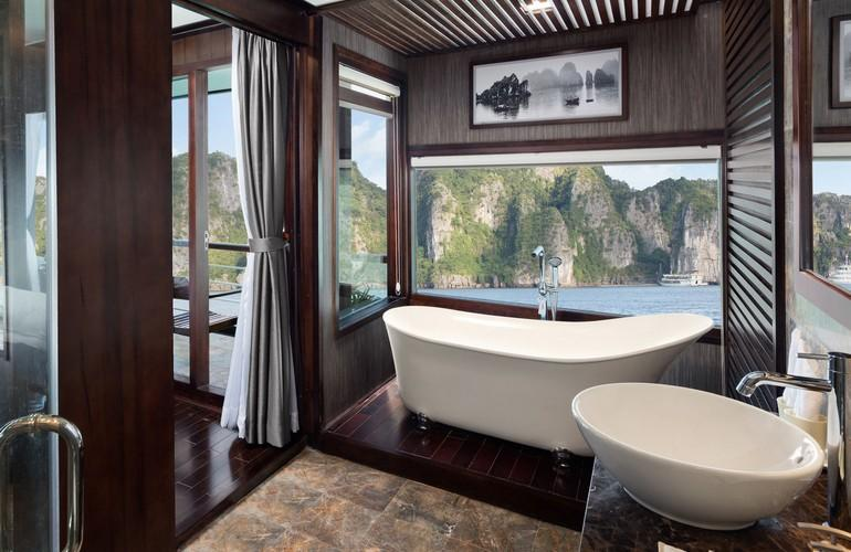 Bathroom, Orchid Cruise