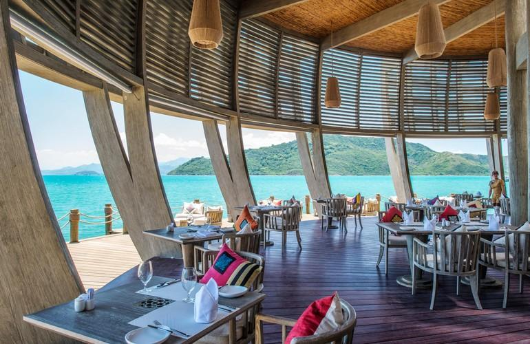 Restaurant, An Lam Retreats Ninh Van Bay