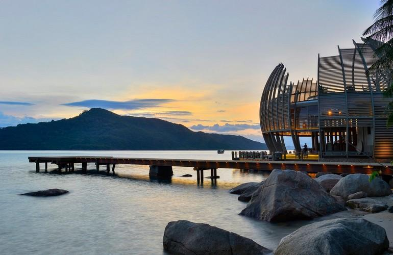 Sen Beach, An Lam Retreats Ninh Van Bay