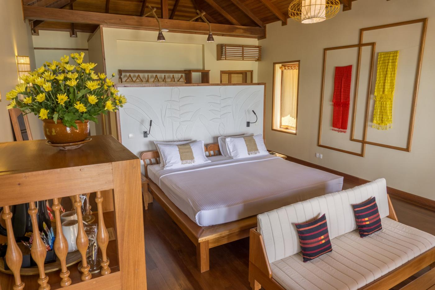 Room, Art of Sand Resort