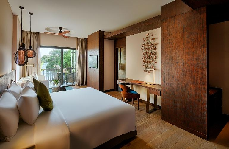 Blue Ocean Deluxe Room, Nam Nghi Resort