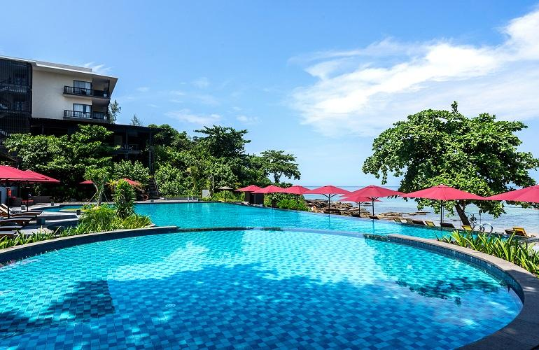 Swimming Pool, Nam Nghi Resort