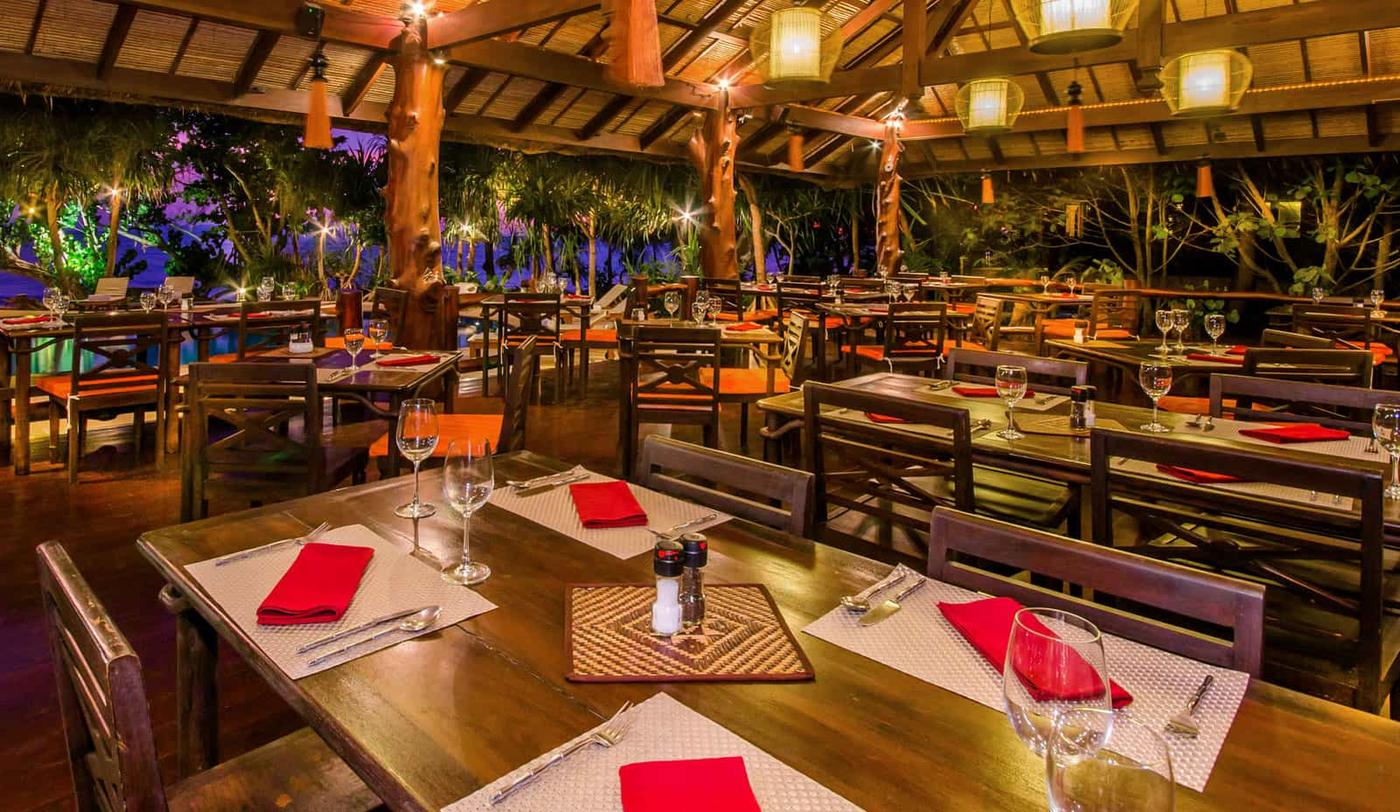Restaurant, Koh Jum Beach Villas