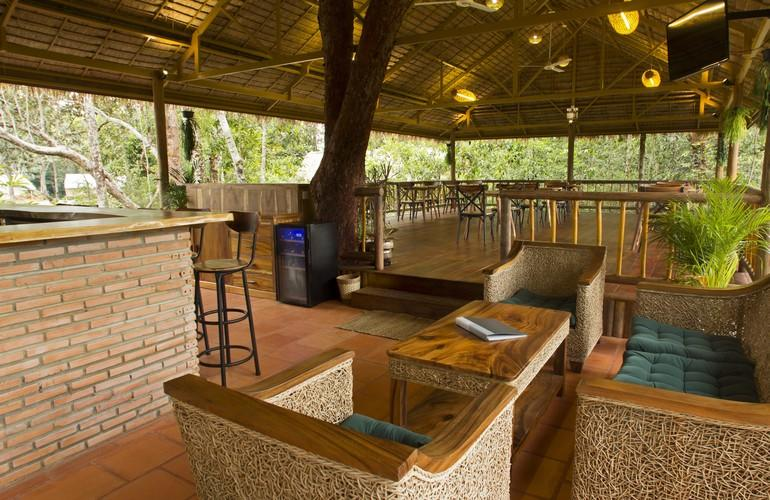 Bar Reception, Cardamom Tented Camp