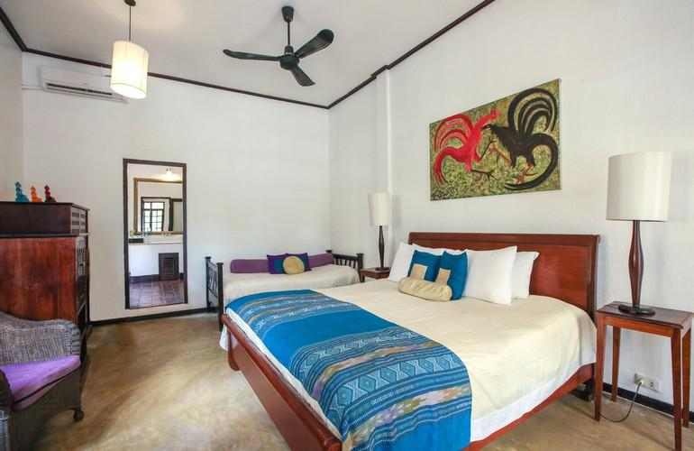 Superior Downstairs Room, The Apsara