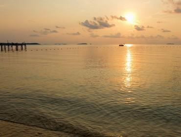 Koh Samet at sunset
