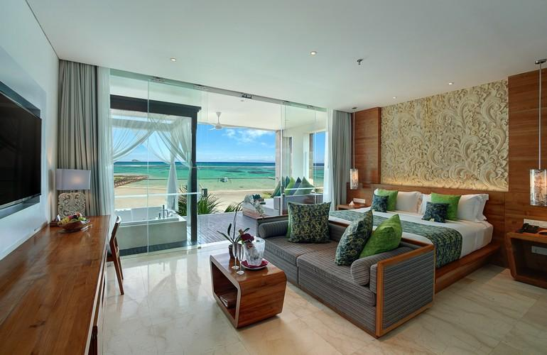 Luxury Ocean View Suite, Candi Beach Resort and Spa