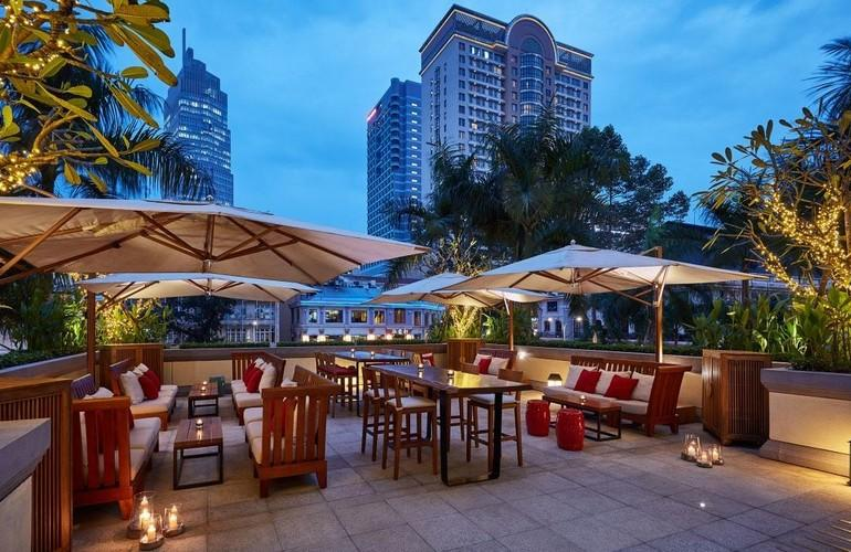 The Terrace, Park Hyatt Saigon