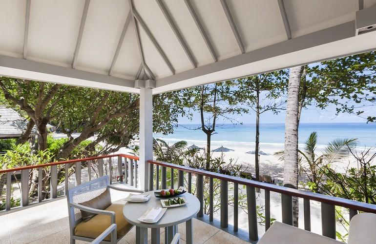 Balcony, Beach Deluxe Suite, The Surin Phuket