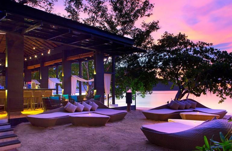 Beach Bar, The Andaman