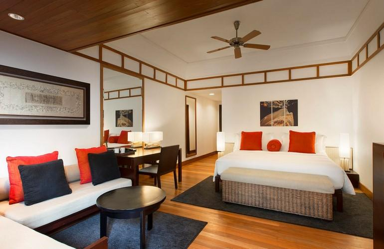 Deluxe Rainforest Room, The Andama
