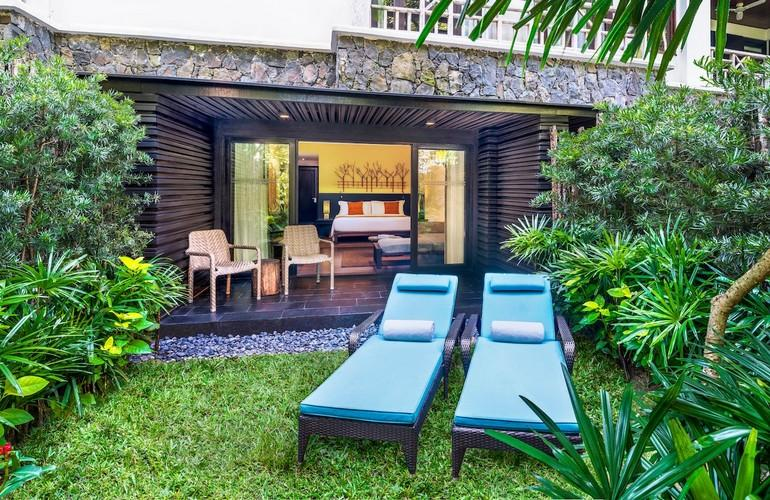 Luxury Garden Terrace Room, The Andaman