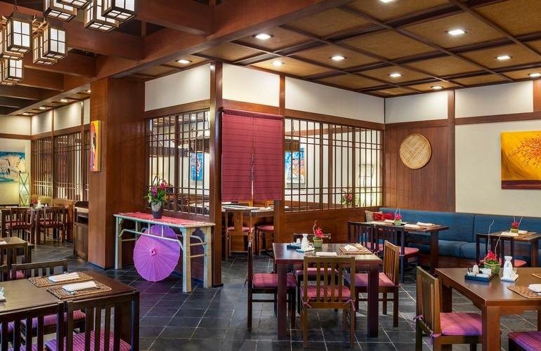 The Japanese Restaurant, The Andaman