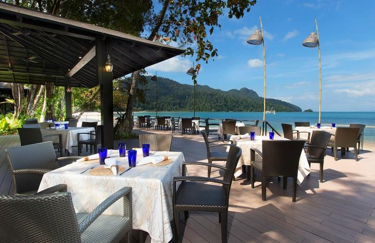 Tepian Laut Restaurant, The Andaman