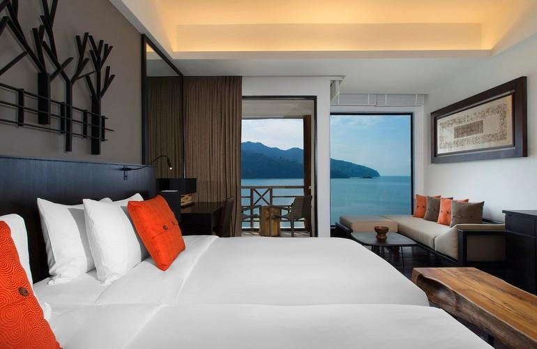 Luxury Sea View Room, The Andaman