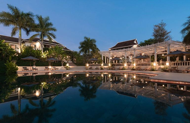 Swimming Pool, The Luang Say Residence