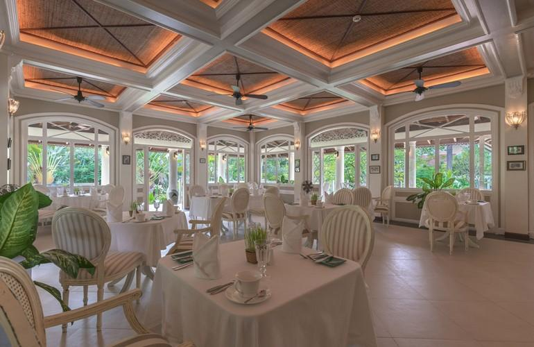 La Belle Epoque Restaurant, The Luang Say Residence