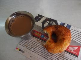 Chai & Vada, Ooty Station Cafe, Tamil Nadu, India