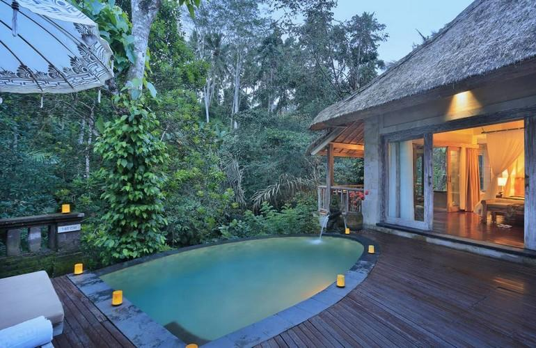 River Edge Pool Villa, The Kayon Resort