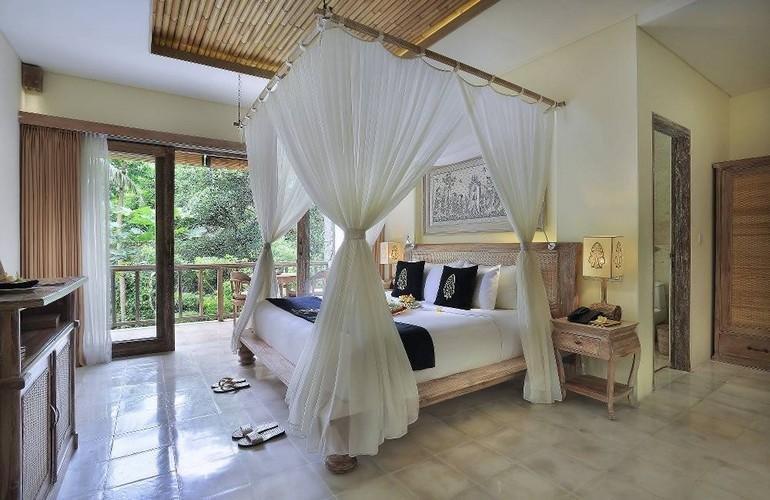 Valley Deluxe Room, The Kayon Resort
