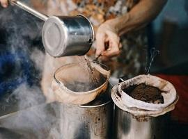 Coffee-making, Ho Chi Minh City