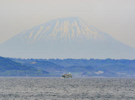 Mount Yotei, Lake Toya