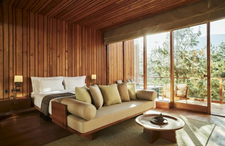 Suite, Six Senses Bumthang