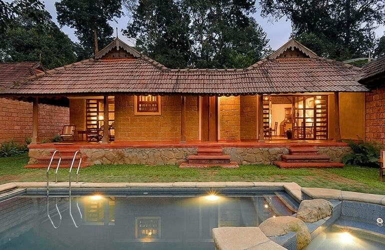 Heritage Pool Villa, Evolve Back Chikkana Halli Estate