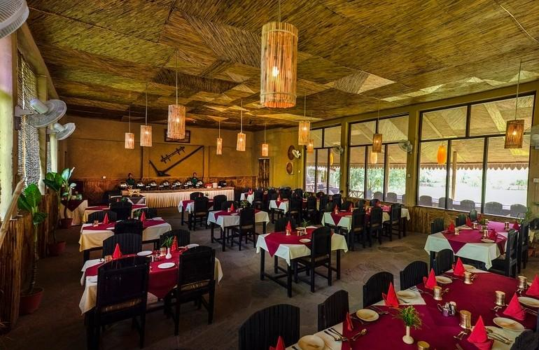 Restaurant, Tigerland Safari Resort