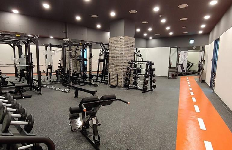 Fitness Centre, Nine Tree Premier Hotel Myeongdong