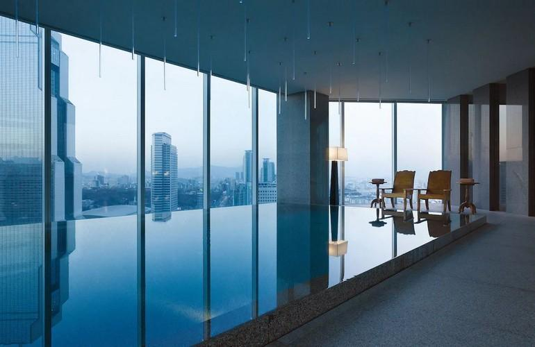 Swimming Pool, Park Hyatt Seoul