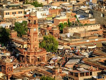 Clock Tower Market, Jodhpur