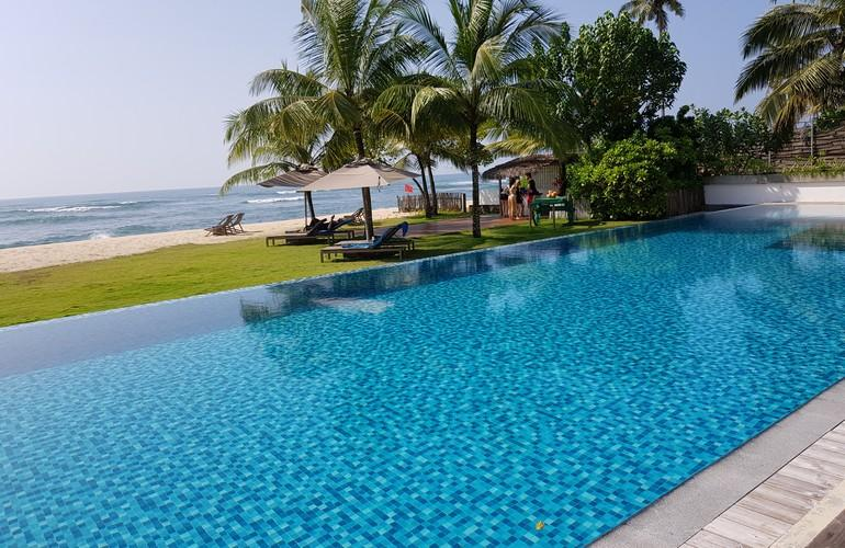 Swimming Pool, Sri Sharavi Beach Villas & Spa