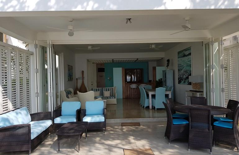 Lounge, Sri Sharavi Beach Villas & Spa