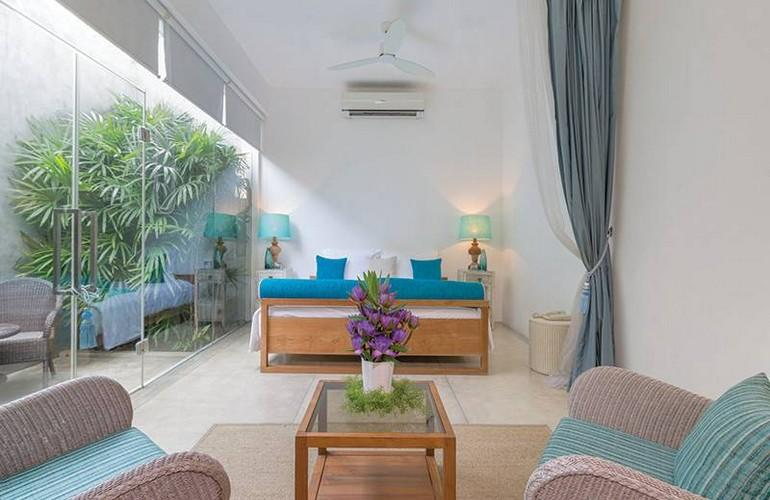 Palm Room, Sri Sharavi Beach Villas & Spa