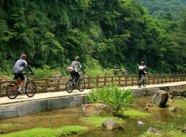 Cycling the East Rift Valley, Taiwan