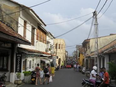Streets of Galle, Galle