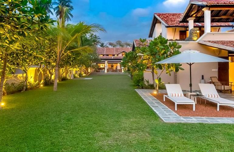 Gardens, Taru Villas - The Muse