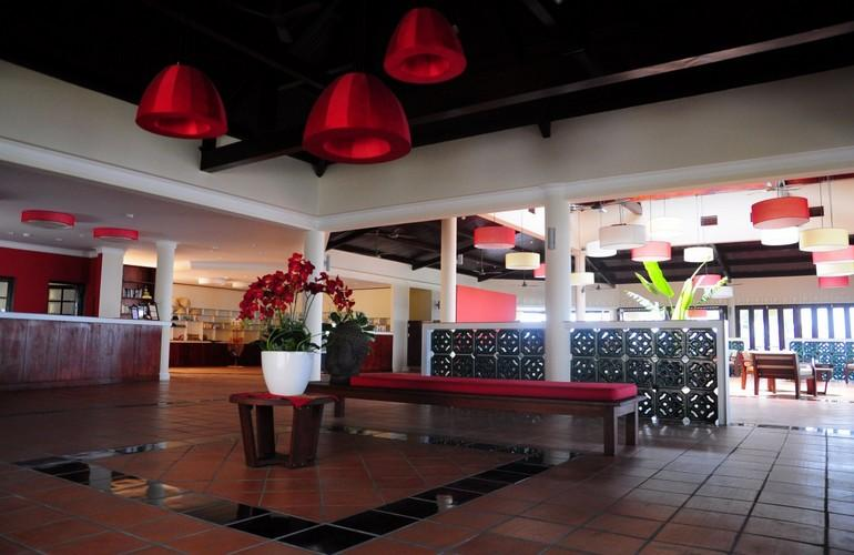 Lobby, Victoria Nui Sam Lodge